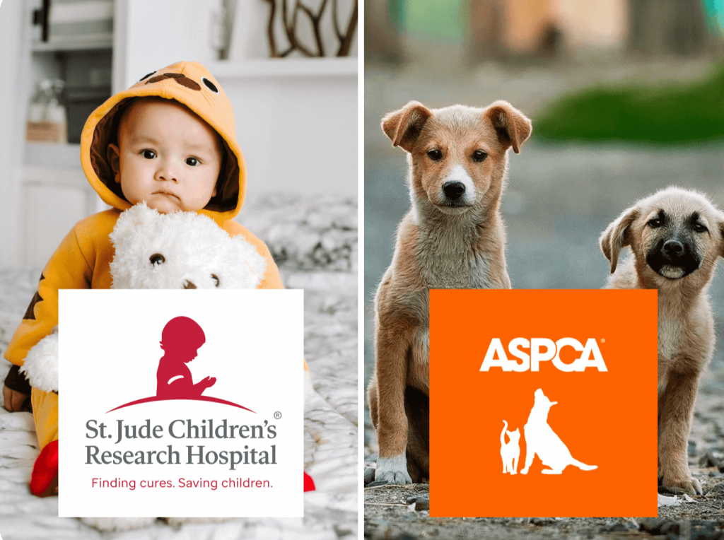 ASPCA & St. Jude Children's Research Hospital